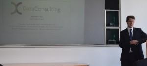 sam presenting