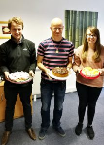 DataConsulting - Bake off podium