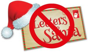 No letter to Santa